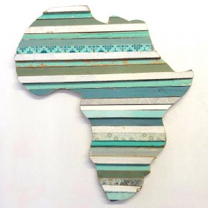 Africa (Stripes)